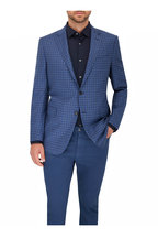 Ermenegildo Zegna - Navy Blue Pique Tailored Fit Sport Shirt