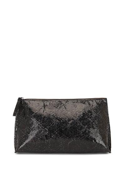 B May Bags - Black Diamond Sheepskin Small Essential Pouch