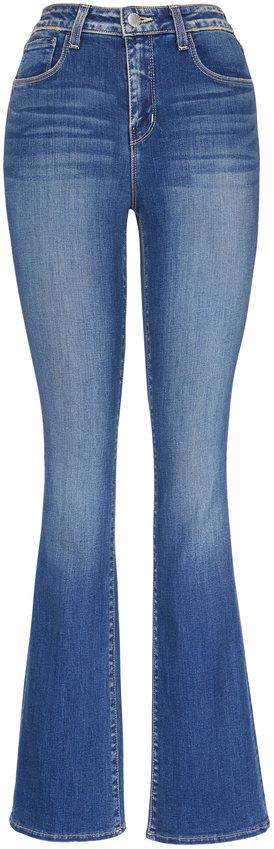 L'Agence Oriana Monterey Straight Leg Jean