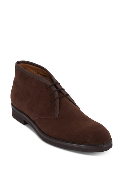 Gravati - Brown Suede Chukka Boot