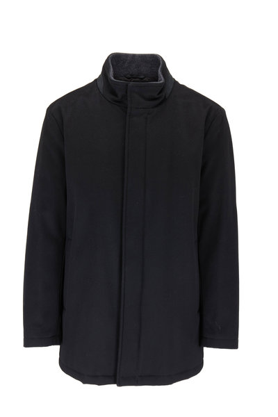 Peter Millar - New Horizon Black Wool Jacket