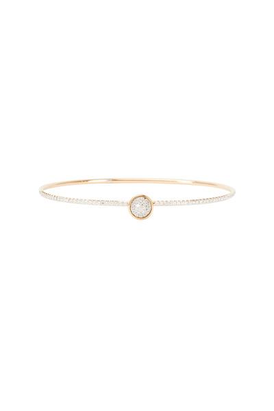 Syna - Baubles Yellow Gold White Diamond Bracelet