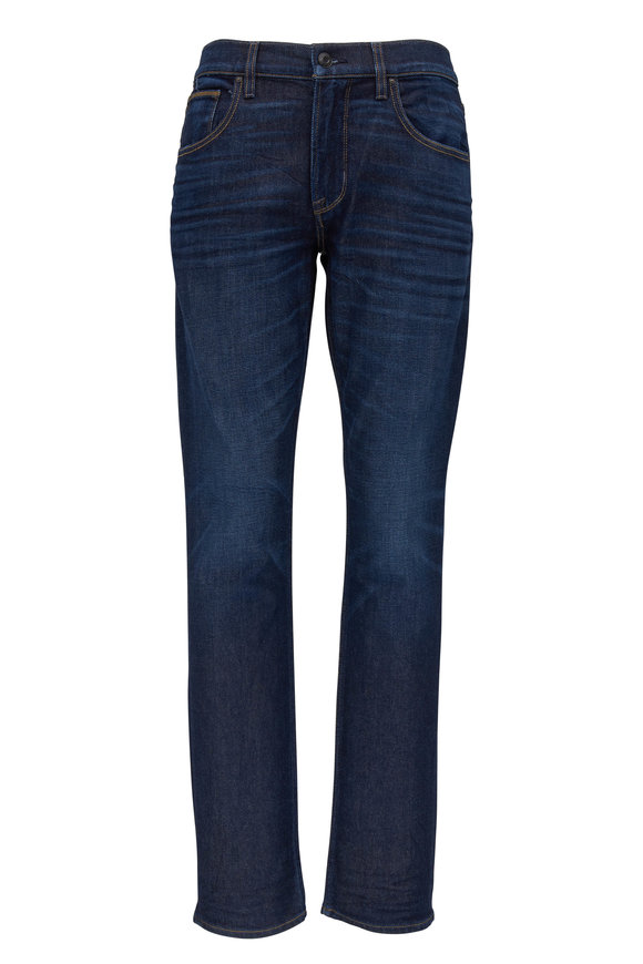Hudson Clothing Blake Victory Slim Straight Jean