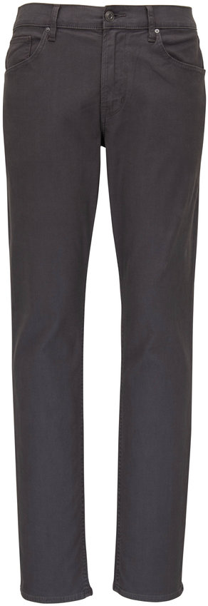 Hudson Clothing Blake Graphite Slim Straight Jean