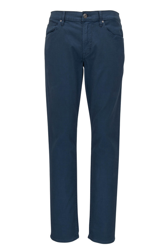 Hudson Clothing Blake Insignia Blue Slim Straight Jean