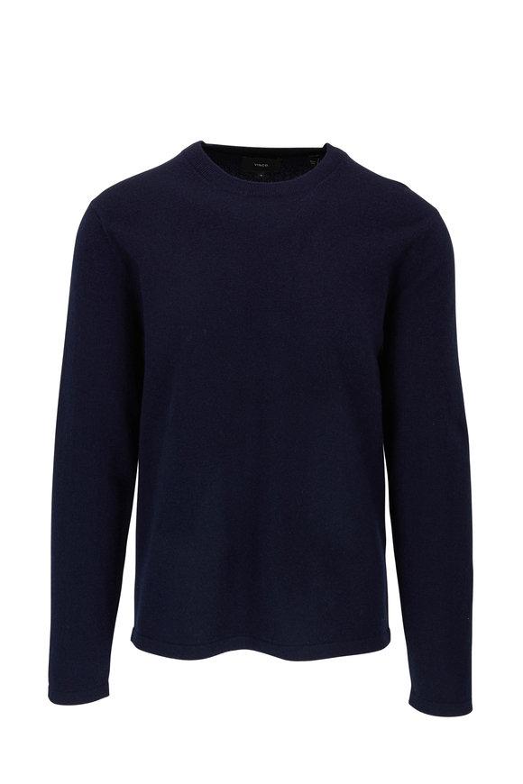Vince Coastal Blue Cashmere Pullover