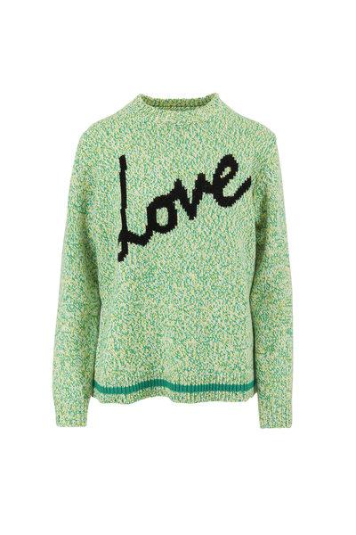 Chinti & Parker - Riveria Sunshine Wool Love Sweater