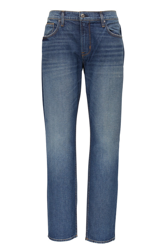 Hudson Clothing Blake Hardball Slim Straight Jean