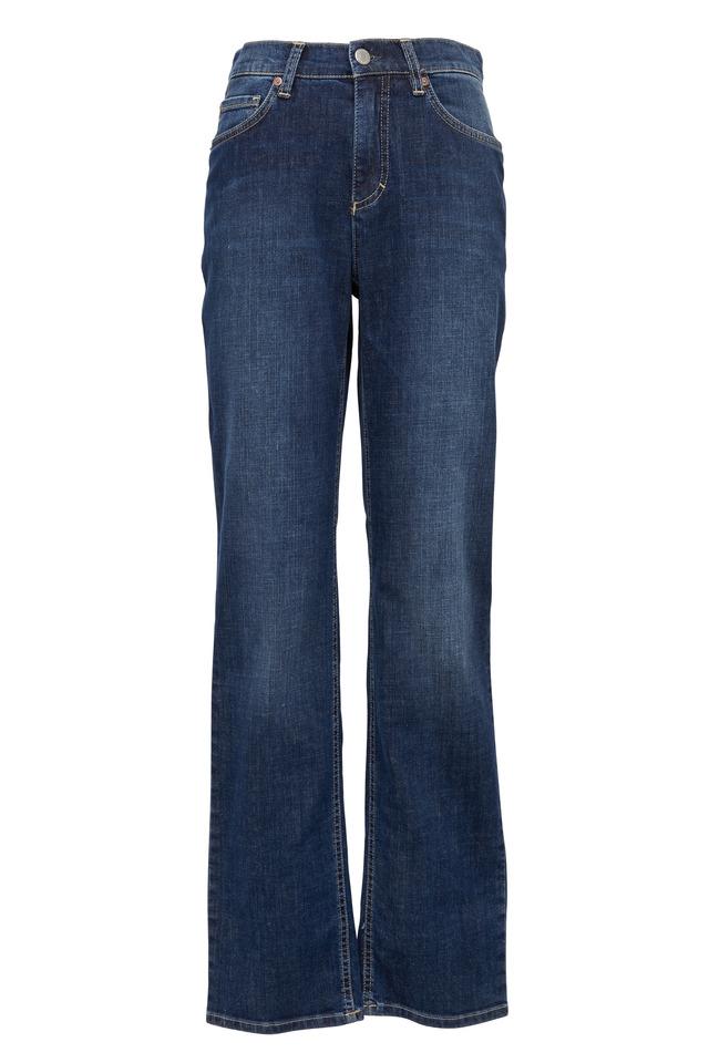 Rodeo-G Dark Blue Stretch Denim Jeans