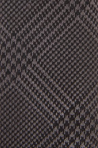 Tom Ford - Charcoal Gray Plaid Silk Blend Necktie