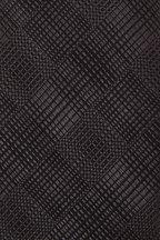 Tom Ford - Charcoal Gray Tonal Plaid Silk Necktie