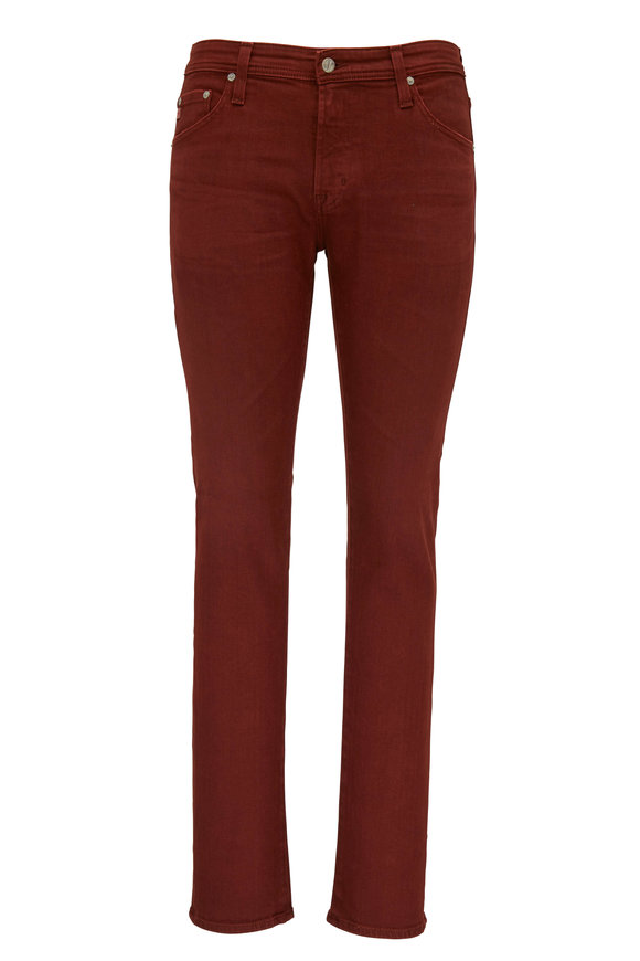 AG - Adriano Goldschmied The Tellis Crimson Modern Slim Jean