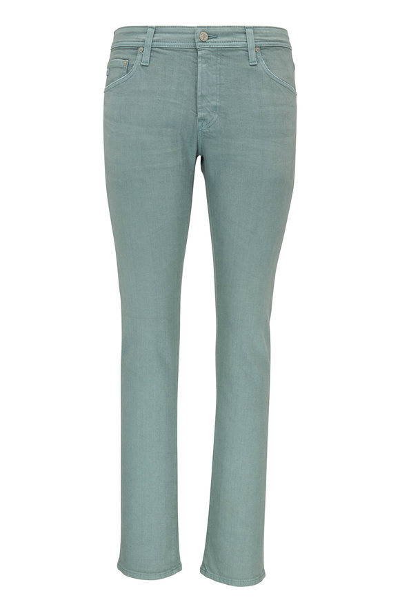 AG - Adriano Goldschmied The Tellis Seafoam Modern Slim Jean