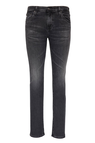 AG - Adriano Goldschmied - The Tellis Washed Black Modern Slim Jean