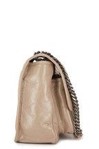 Saint Laurent - Niki Monogram Black Leather Medium Bag
