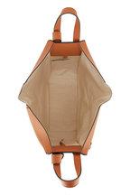 Loewe - Hammock Taupe With Black & White Stripe Small Bag