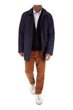 UBR - Regulator Navy Blue Wool Coat