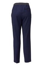 Brunello Cucinelli - Midnight Virgin Wool Pants