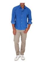 PT Pantaloni Torino -  Jazz Khaki Stretch Twill Five Pocket Pant