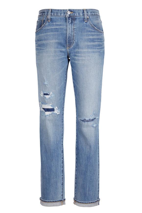 S.M.N. Hunter Baker Rip Repair Standard Slim Jean