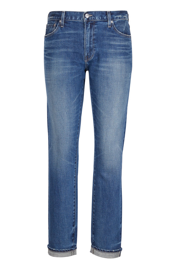 S.M.N. Finn Prospect Tapered Slim Jean