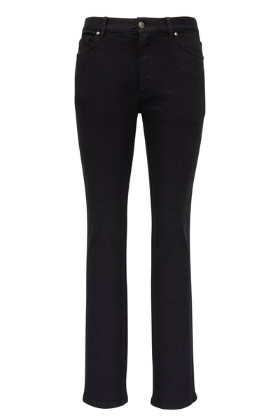 Ermenegildo Zegna - Black Five Pocket Jean