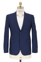Ermenegildo Zegna - High Performance Navy Blue Wool Suit