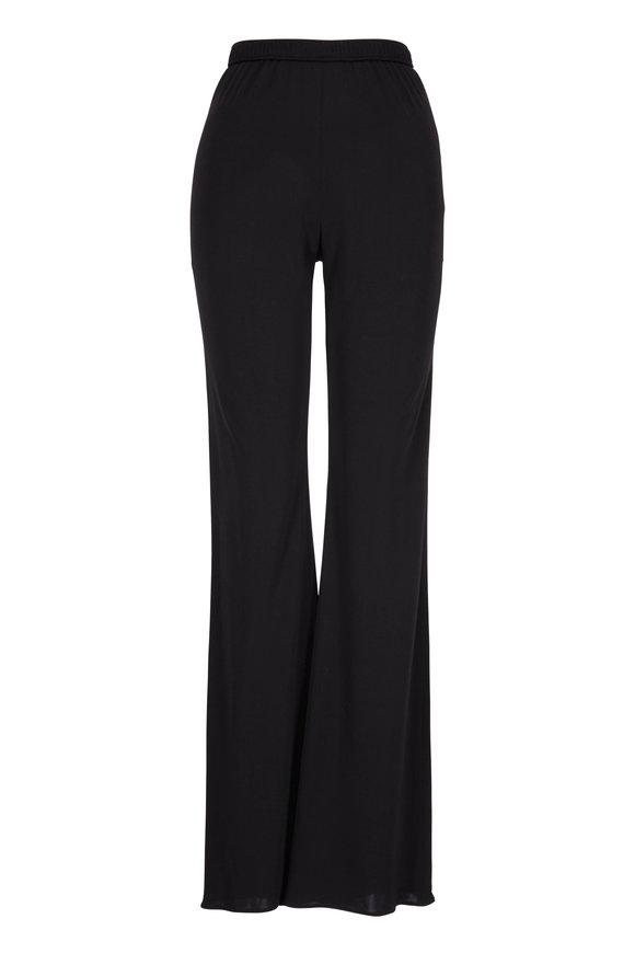 Peter Cohen Belle Black Jersey Pant