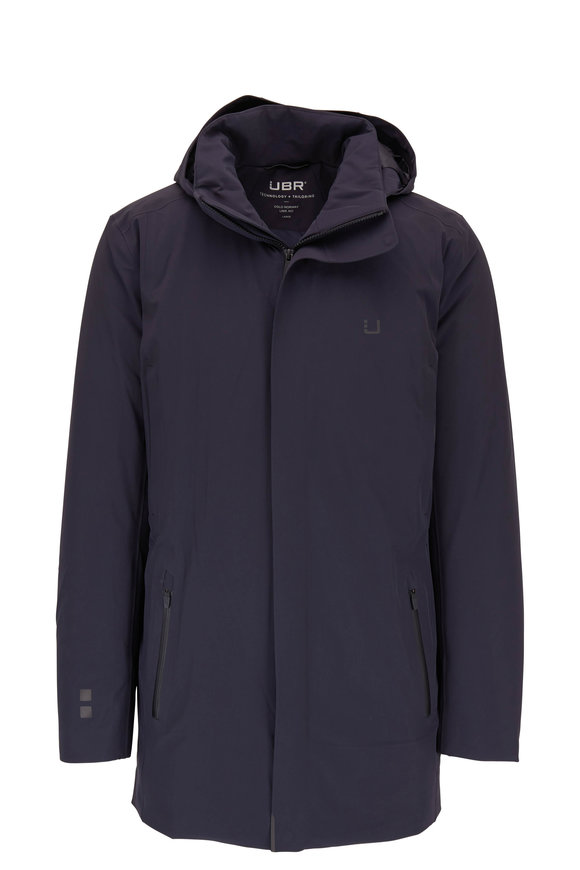 UBR Regulator Black Ultra Light Parka