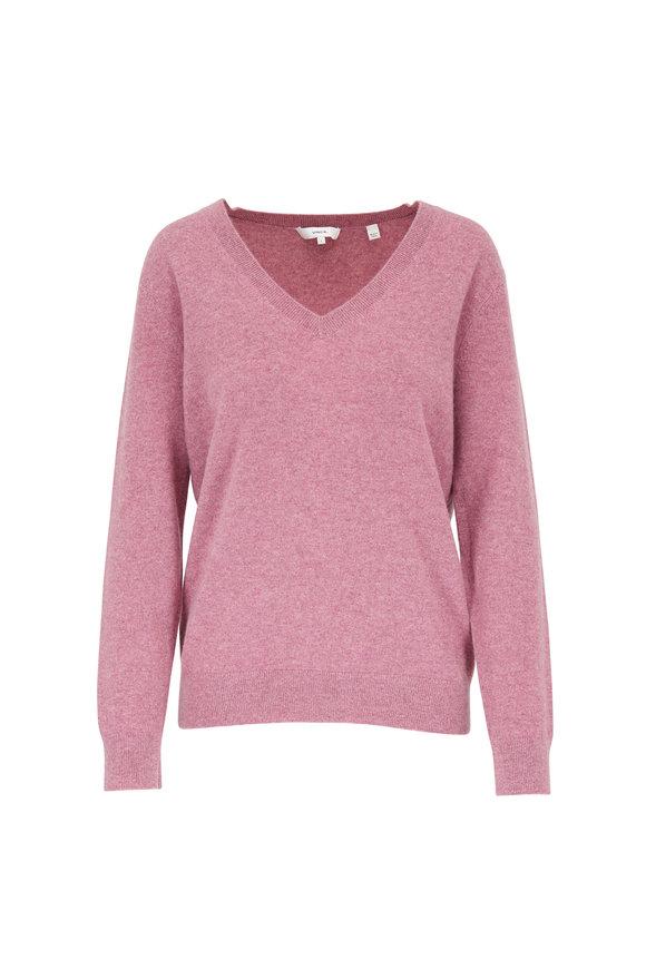 Vince Heather Amarena Weekend Sweater
