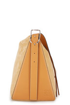 Loewe - Berlingo Sand Suede Large Shoulder Bag