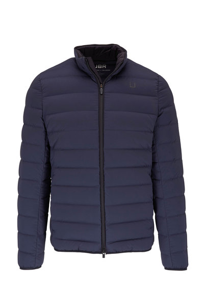 UBR - Sonic Navy Quilted Down Jacket