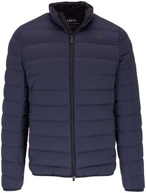 UBR Sonic Navy Quilted Down Jacket