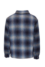 Peter Millar - Blueridge Plaid Wool Shirt Jacket