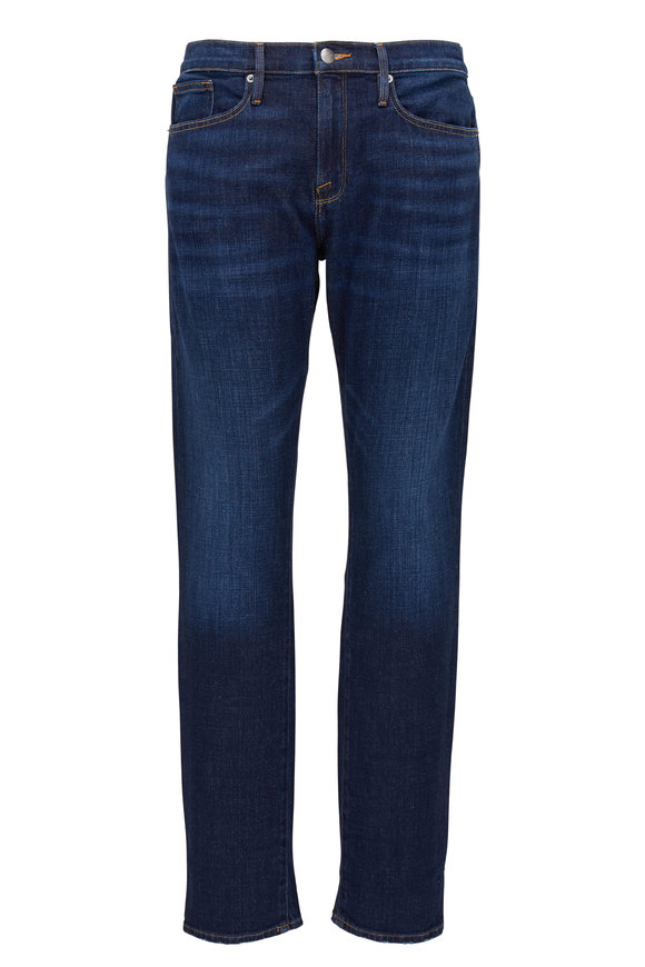 Frame L'Homme Baltic Slim Fit Mid-Rise Jean