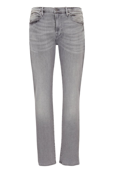 Frame - L'Homme Light Gray Skinny Fit Jean