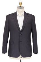 Brioni - Charcoal Gray Wool Suit
