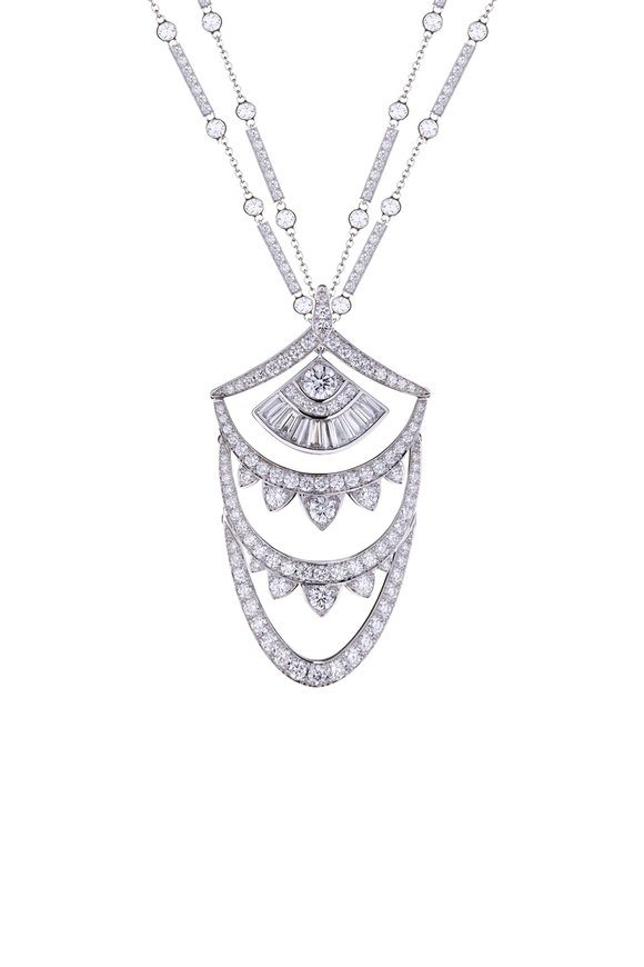 Stephen Webster Diamond Couture Voyage Pendant
