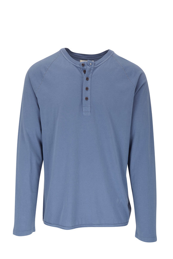 M.Singer Slate Magic Wash Henley