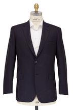 Brioni - Navy Blue Wool Suit