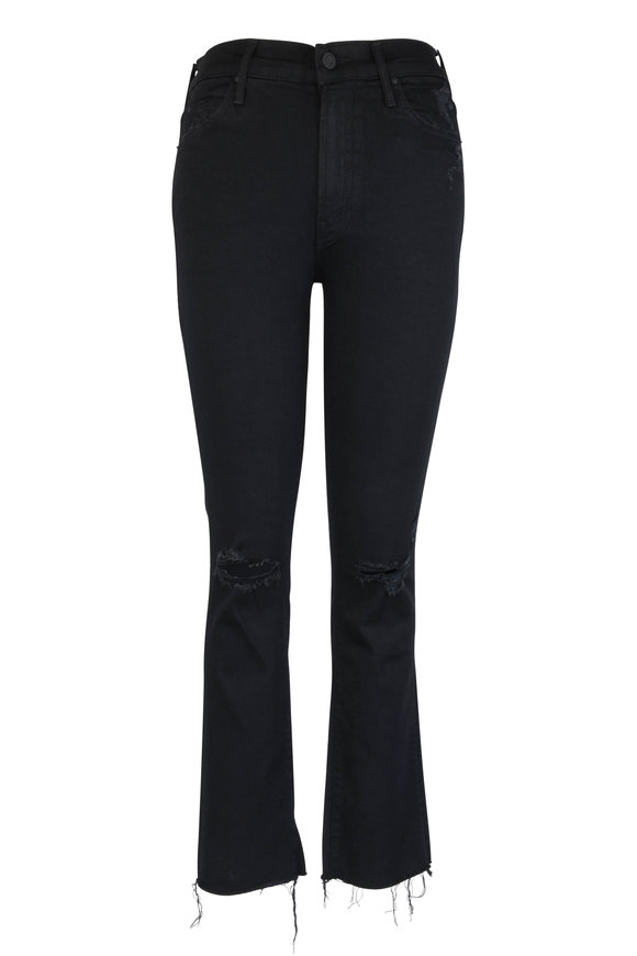 Mother Denim Rascal Guilty As Sin Ankle Fray Jean