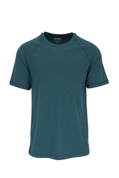 Rhone Apparel - Reign Ponderosa Pine Heather Short Sleeve Shirt
