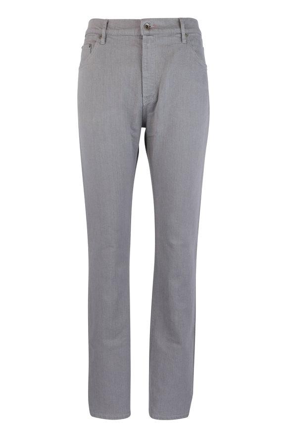 Raleigh Denim Martin Stone Five Pocket Jean