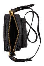 Tom Ford - Black Embossed Camera Bag