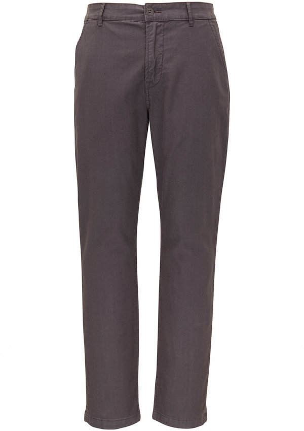 Hudson Clothing Dark Gray Slim Straight Chino