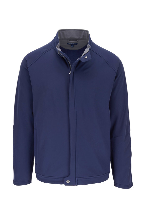 Peter Millar Crown Crafted Navy Storm Jacket