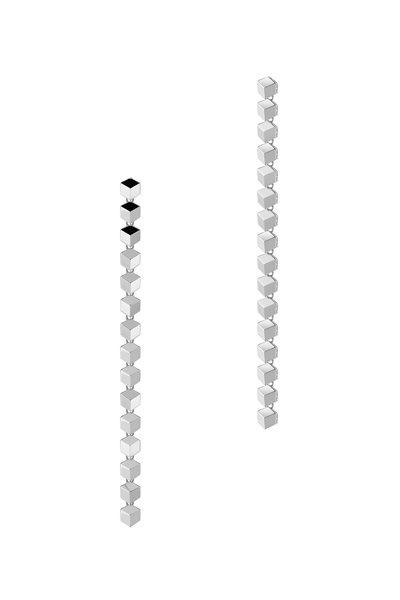 Paolo Costagli - 18K White Gold Earrings