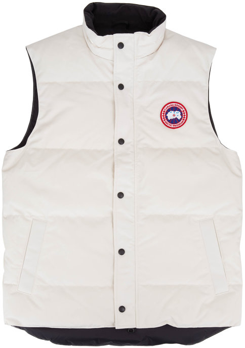 Canada Goose Garson Early Light Puffer Vest