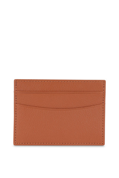 Ettinger Leather - Tan Leather Card Case