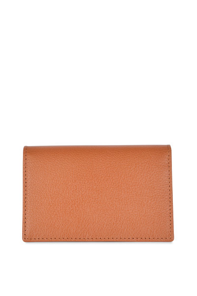 Ettinger Leather - Tan Leather Card Case
